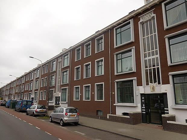 gerenoveerde flat