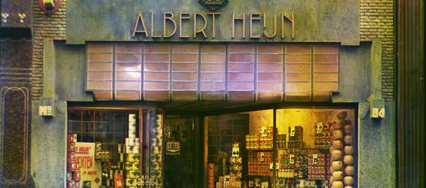 historische winkelpui